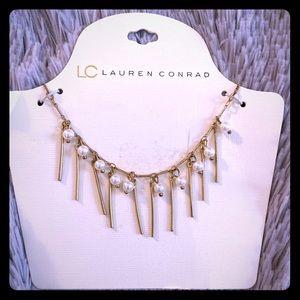 LC Lauren Conrad necklace